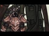 Старческие каракули. Пародия на Skyrim. 10 эпизод (Финал)
