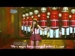 Tiffany (SNSD) - (Christmas) Teenage Dream (Katy Perry cover) (���. �������)